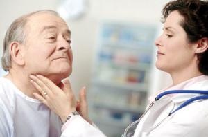 Тиреотоксикоз у пожилого человека