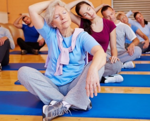 Физические нагрузки отодвигают старость