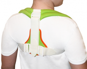 Фиксация плеч