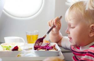 Чем и как кормить ребенка в дороге