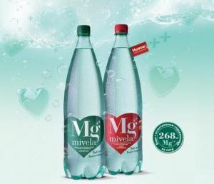 Минеральная вода с магнием