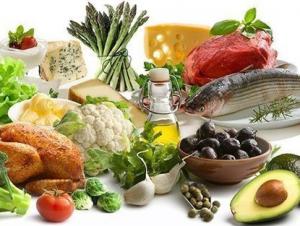 Сбалансированное рациональное питание