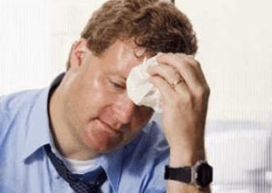 Симптомы заболевания железы