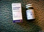 В каких случаях назначают сорбифер: состав и выпуск в таблетках