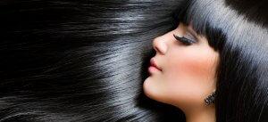 Красивые сильные волосы