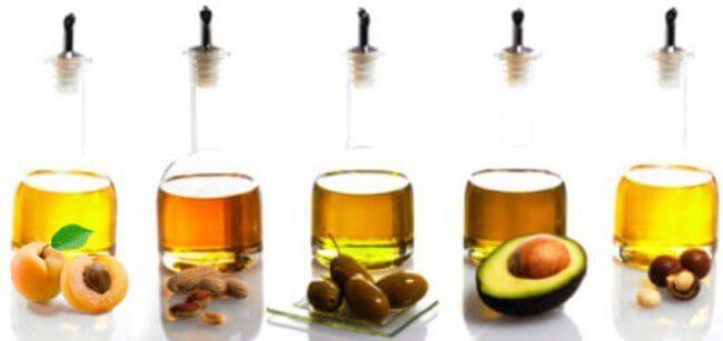 Натуральные масла от растяжек