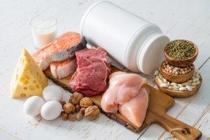 Легкоусвояемые белки в продуктах питания