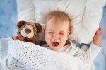 Судороги во сне у ребенка: как протекает приступ