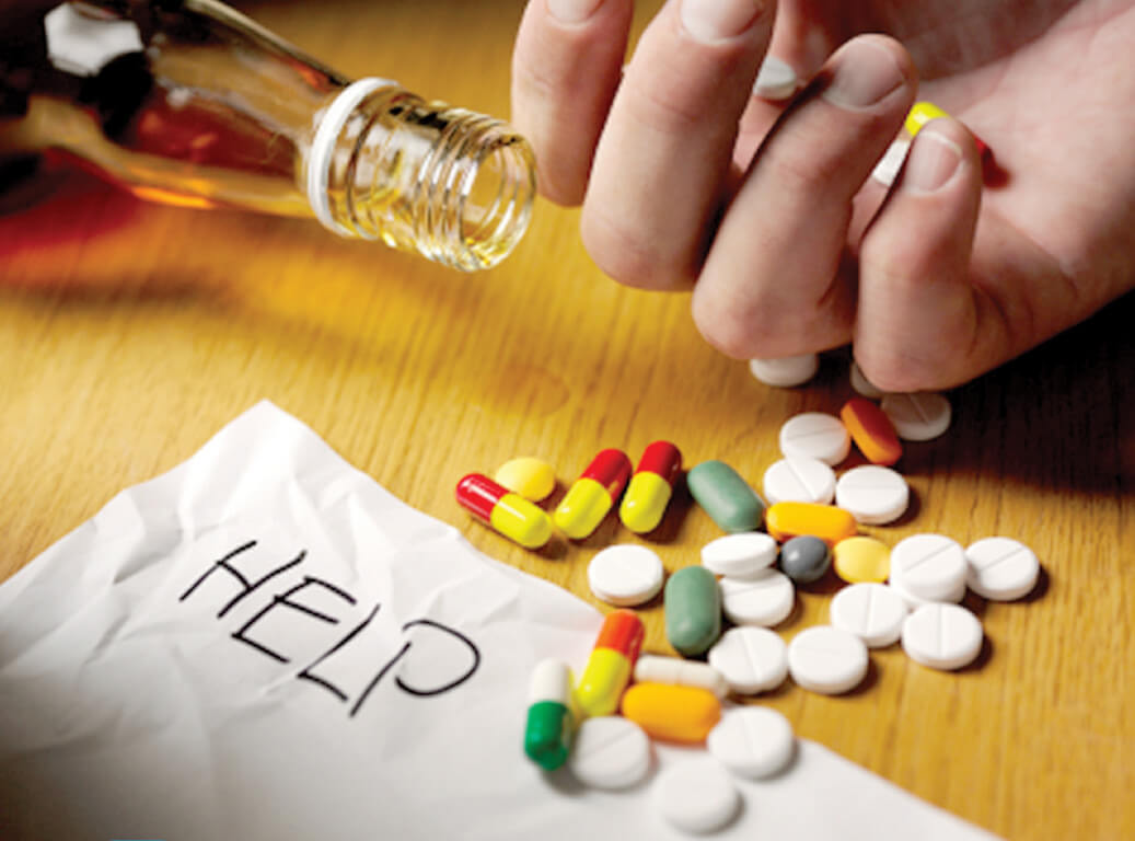alcohol drug excess