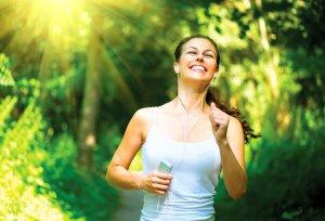 Радость и польза от утреннего бега