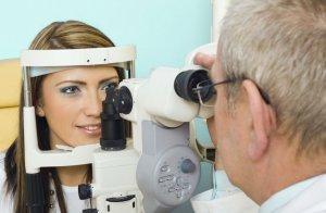 Лазерная диагностика глаза