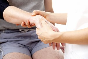 Реабилитационные процедуры на стадии срастания перелома