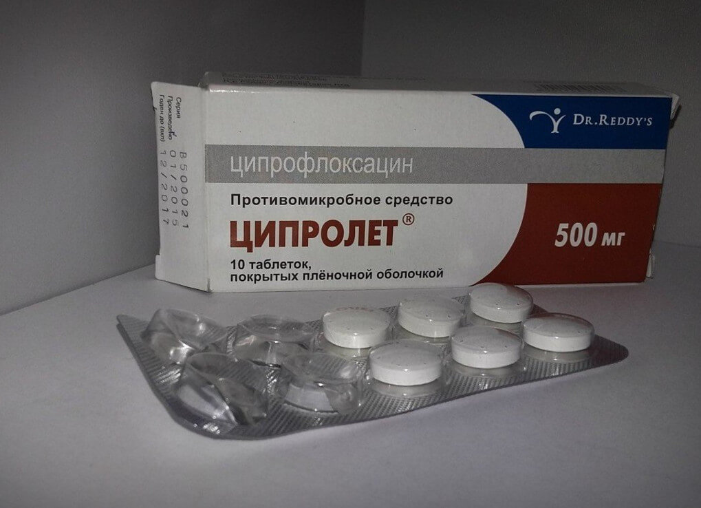 Appearance Of Cipro Antibiotic