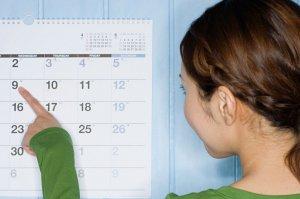 Менструальный цикл и его рассчеты