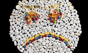 Побочные действия препарата и влияние на внутренние органы