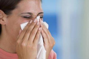 Безвредная процедура прогревания носа