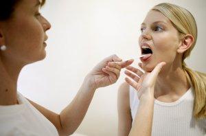Отличие двух болезней горла