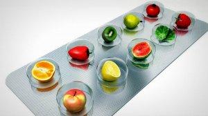 Витамины  ускоряют обменные процессы в организме