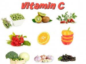 Избыточное поступление витамина С