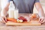 Белковая еда: список полезных продуктов для похудения