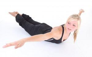 Ежедневные упражнения для здоровья мышц спины