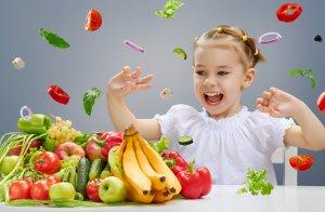Полноценное питание и витамины для здоровья детских зубов