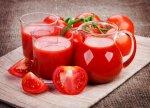 Сколько калорий в томатном соке различных производителей