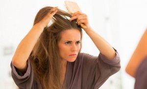 Нарушение работы сальных желёз кожи головы