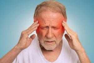 Головная боль вторичного типа