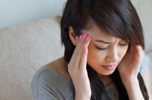 Неприяные ощущения при головной боли