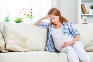 Нарушение дыхания во время беременности