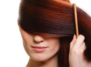 Укрепление волос хной