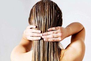 Питательная маска для волос