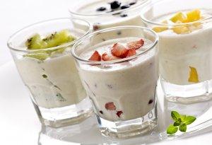 Получение натурального йогурта