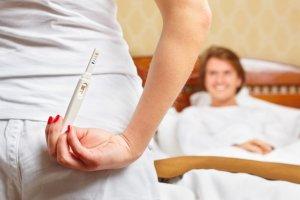 Процесс зачатия