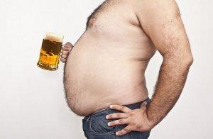 Негативное влияние пива на мужской организм