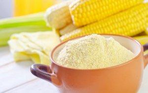 Разновидность кукурузной каши