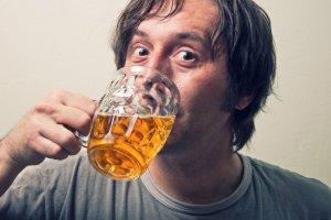 Смешивание пива с другим алкоголем
