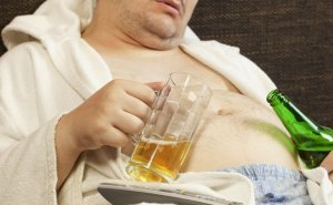 Отравление от спиртных напитков