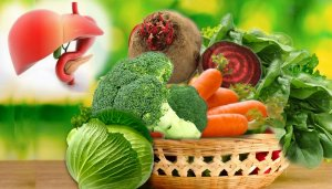 Полезные овощи для пищеварительной системы