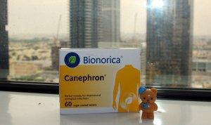 Прием Канефрона при хроническом цистите