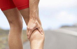 Судороги в ногах из-за нехватки магния