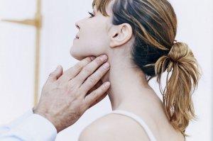 Увеличение лимфоузлов за счет инфекции
