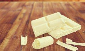 Белый шоколад способен восстанавливать силы и энергию человека