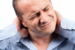 Травма со смещением позвонков в шейном отделе