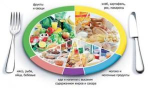 Распорядок питания