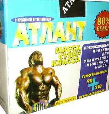 Отзывы о Протеин Атлант от покупателей