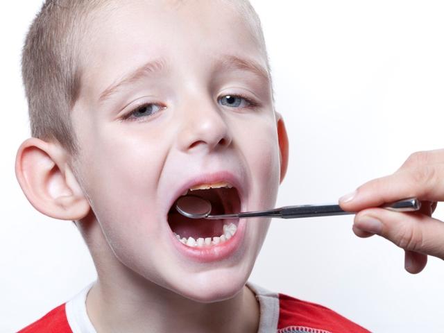 Аденоиды у детей на фото
