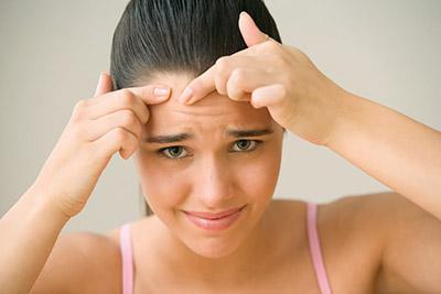 Средства лечения угревой сыпи