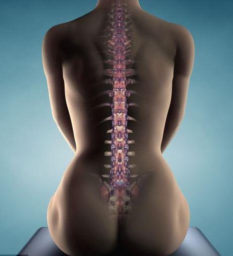 Ушиб спины — что делать?